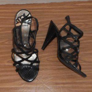 Fergalicicious strappy sandals heels